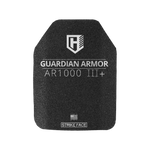 Guardian AR1000 Rhino eXtreme spall coated  Rifle Armor, Level III+ Stand Alone