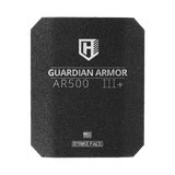 Guardian AR500  Rifle Armor, Level III+ Stand Alone