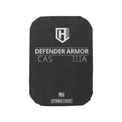 DEFENDER CIVILIAN ARMOR INSERT LEVEL IIIA