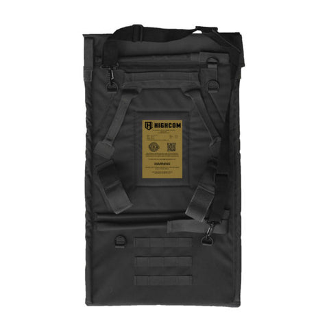 BELLFIRE RDS LEVEL IIIA BALLISTIC SHIELD