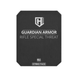 Guardian RSTP  Rifle Armor, Level III+ icw NIJ Certified IIIA Armor, NVLAP accredited lab tested to meet NIJ 0101.06 modified