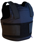 TRISTATE ARMOR SALES LEVEL IIIA CONCEALABLE PACKAGE #3 WITH 2 CARRIERS & SPECIAL THREAT TRAUMA PAD