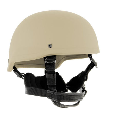 Striker HPACHMC  High Performance Advanced Combat Helmet  Mid Cut   Level IIIA NIJ 0106.01