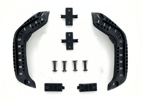 STRIKER ACH ARC Rail system w/picatinny and assembly