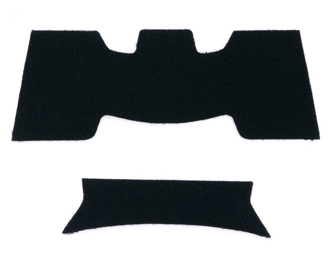 STRIKER Velcro System for ACH/MICH Helmet  Exterior for rails compatible helmets