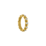 Diamond Bulla Aeon Ring