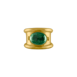 Green-blue Tourmaline Calda Ring