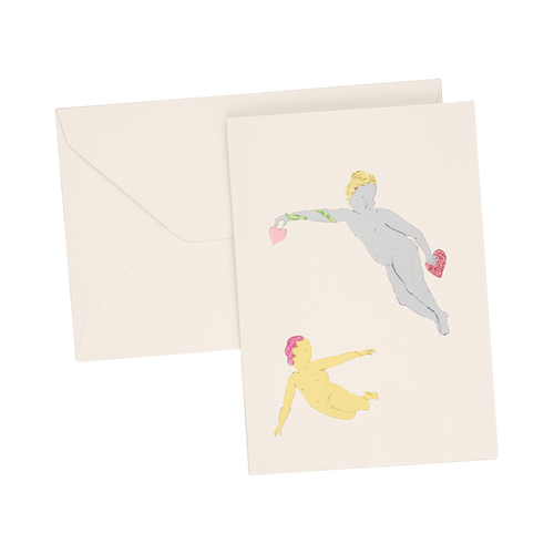 Dance of Cupids Card