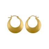 Leech Hoop Earrings