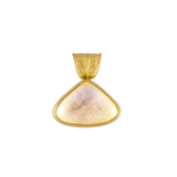 Moonstone Fan Pendant