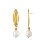 Laurel South Sea Pearl Earring
