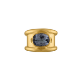 Grey Tourmaline Calda Ring