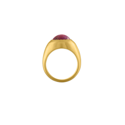 Star Ruby Roz Ring