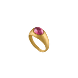 Rose Tourmaline Roz Ring
