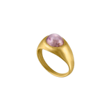 Brown Star Sapphire Roz Ring