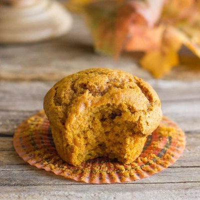 The Best Ever Pumpkin Muffins