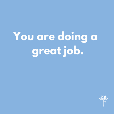 You are doing a great job.