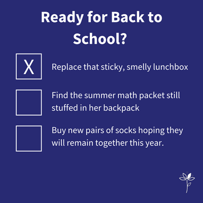 Get Back-to-School Ready