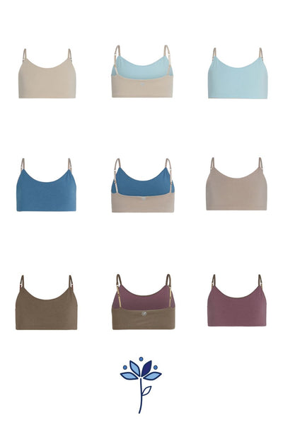 NEW Bleum Bra Neutrals in Bamboo
