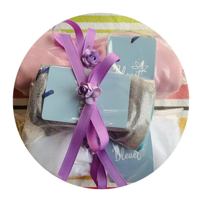 Gift Ready Ribbon & Flower