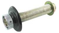 "Draft Shank Assembly 8"" - Chrome Plated Brass - 1/4"" Bore"