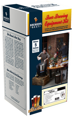 Brewer's Beast Equipment Kit with Better Bottle