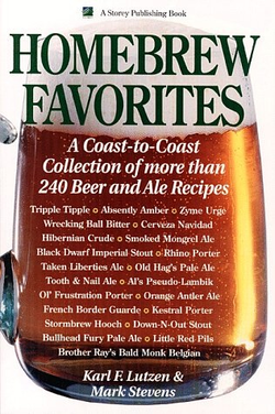 Homebrew Favorites - A Coast-to-Coast Collection of more than 240 Beer and Ale Recipies