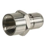 Quick Disconnect - Male x 1/2 FPT - Stainless Steel - #