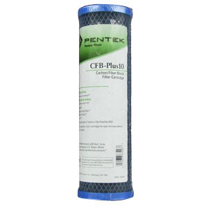 "Pentek CFB-Plus10 Water Filter - 10"" Carbon Filter"