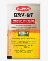 Danstar BRY-97 West Coast Ale Yeast