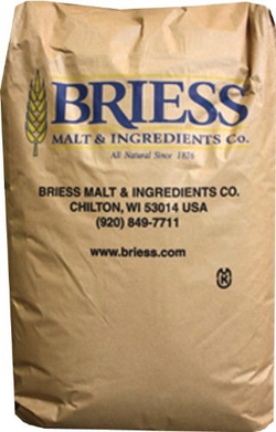 Briess 2-Row Caramel 40L Malt - 50 LB