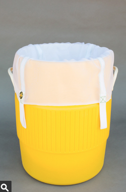 "The Brew Bag (BIAB) - Fits a 10 Gallon Round Cooler and Tall Kettles with 13"" to 16"" Diameter/21"" Height"