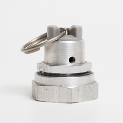 Keg Pressure Relief Valve Assembly For Dome Style Reliefs