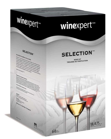 Selection Chilean Carmenere 16L Wine Kit