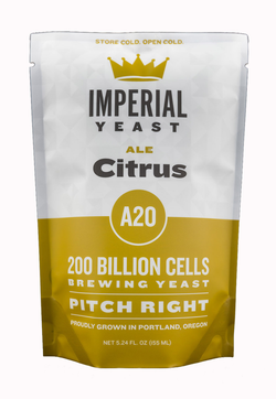 Imperial Organic Yeast A20 - Citrus