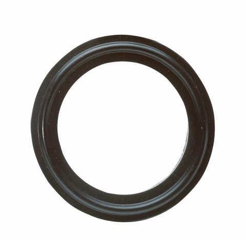 "1.5"" Black Buna EPDM Tri-Clamp Gasket"