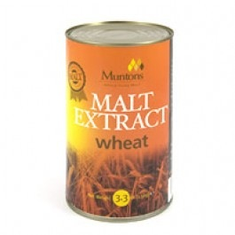 Muntons Wheat Malt Extract - 3.3 LB