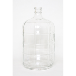 3 Gallon Glass Carboy