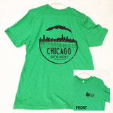 Chicago Brew Werks T-Shirt - Green