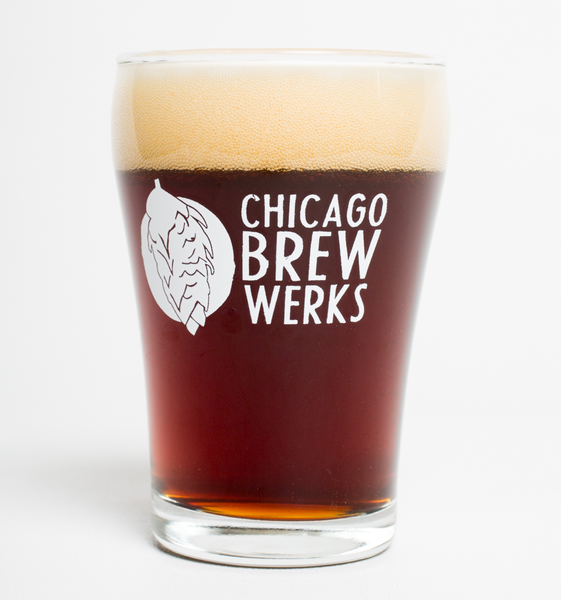 Chicago Brew Werks Taster Glass - 1 Glass