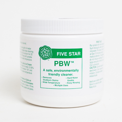 Five Star - PBW - Powdered Brewery Wash - 1 LB