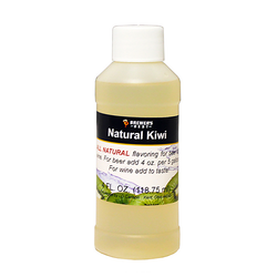 Flavoring, Natural - Kiwi - 4 oz