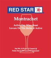 Red Star Montrachet Wine Yeast