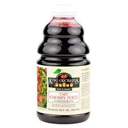 King Orchards Michigan Tart Cherry Juice Concentrate - 32 oz.