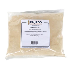 Briess CBW Pale Ale Dry Malt Extract (DME) - 3 LB