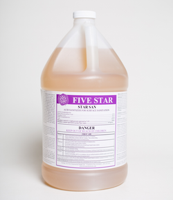 Sanitizer - Five Star - Star San - 1 gal