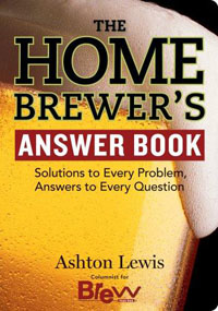 Homebrewers Answer Book (Ashton Lewis)