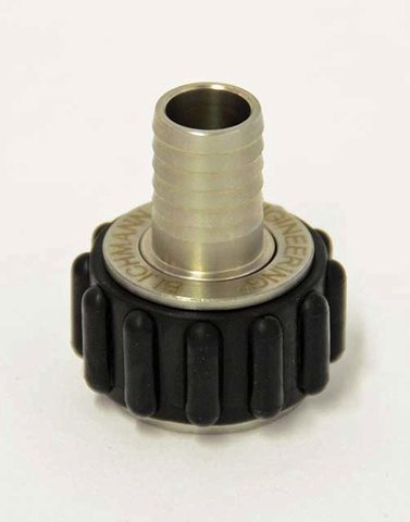"Blichmann QuickConnector - 1/2"" FPT x 1/2"" Barb"