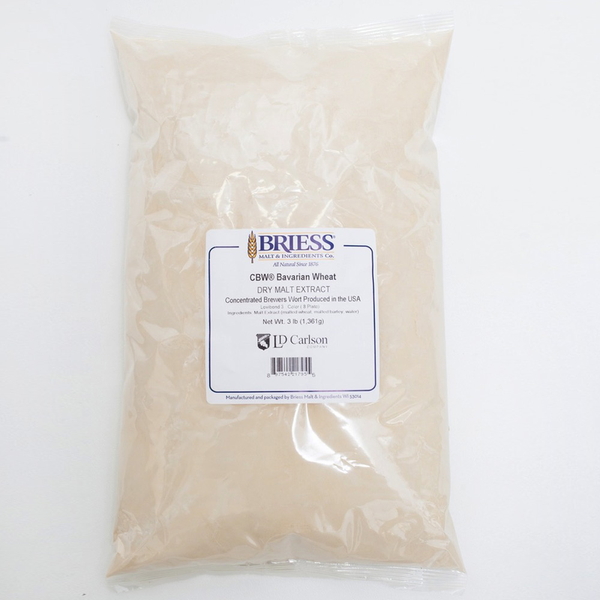 Briess Bavarian Wheat DME - 3 LB