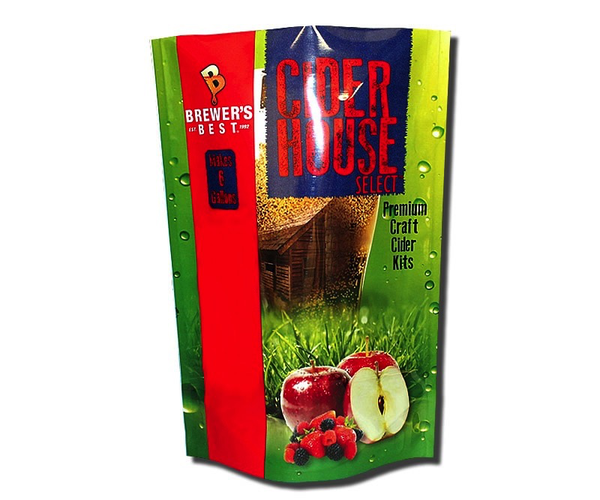 Cider House Select Mango Peach Cider Making Kit